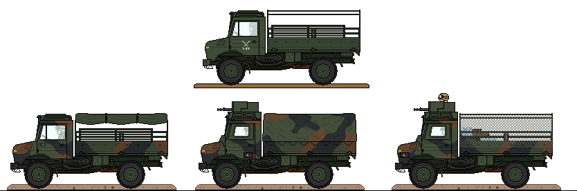 BGMC Unimog 2T GL by Sgt-Turbo