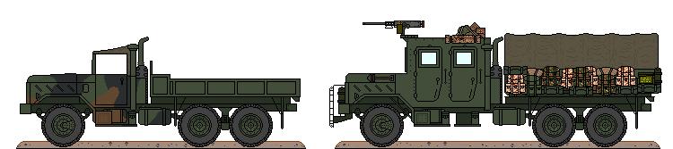 BGMC M809 5-ton series by Sgt-Turbo