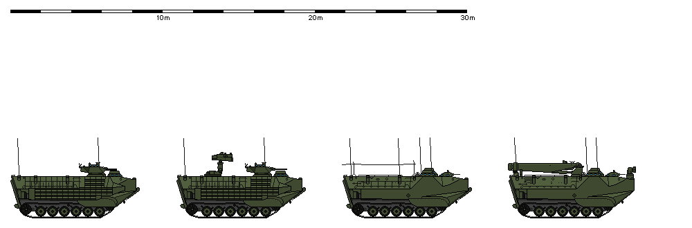 AAV-7A1 variants by Sgt-Turbo