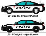 Bongrovia City PD - 2016 Dodge Charger Pursuit