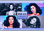 PSD coloring #3 - Froot