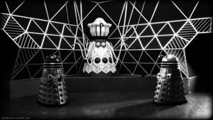 The Emperor Dalek by the-least
