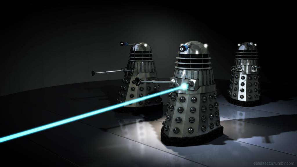 Genesis Daleks by the-least