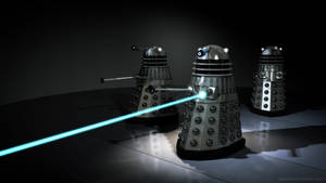Genesis Daleks by the-least