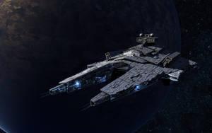 Thylacene Class Star Destroyer