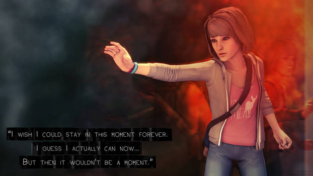 Max Caulfield - Rewind