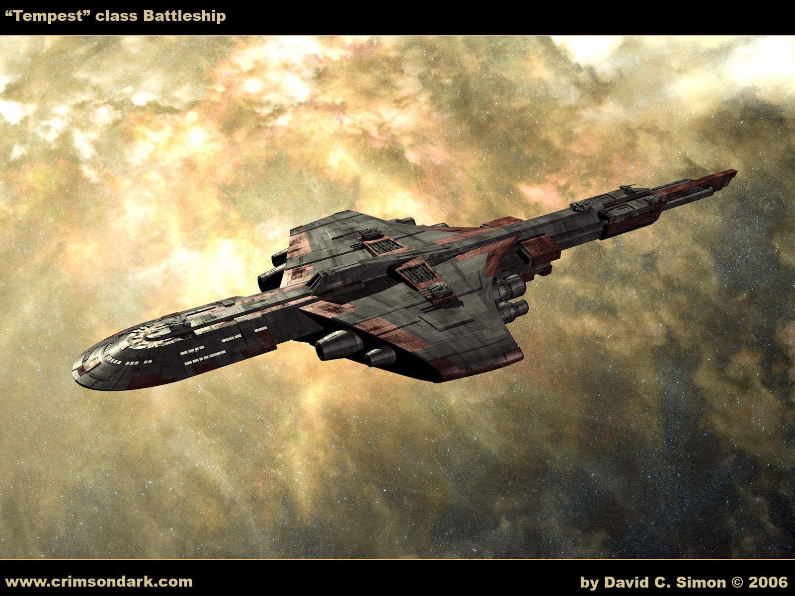 Daimyo class Heavy Cruiser by the-least