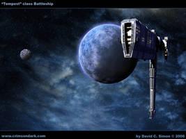 Tempest class Battleship