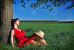 _red dress 02