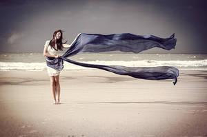 _the sea is my friend. by adeadrockstar