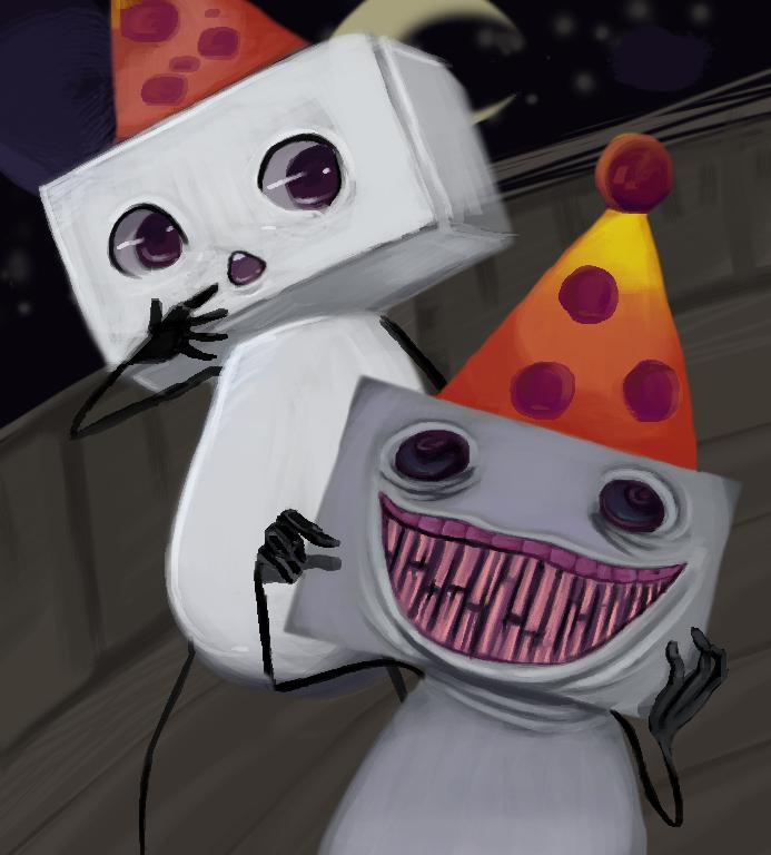 Birthday Boy Blam 3 By Nailesi: Birthday Boy Blam By Chikunia On DeviantArt