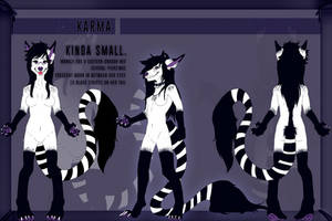 REF C: Karma by Chikunia