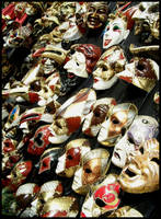 Masks by Funeral-Girl