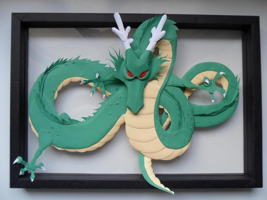 Shenlong - The spirit of the dragon by Shinaig