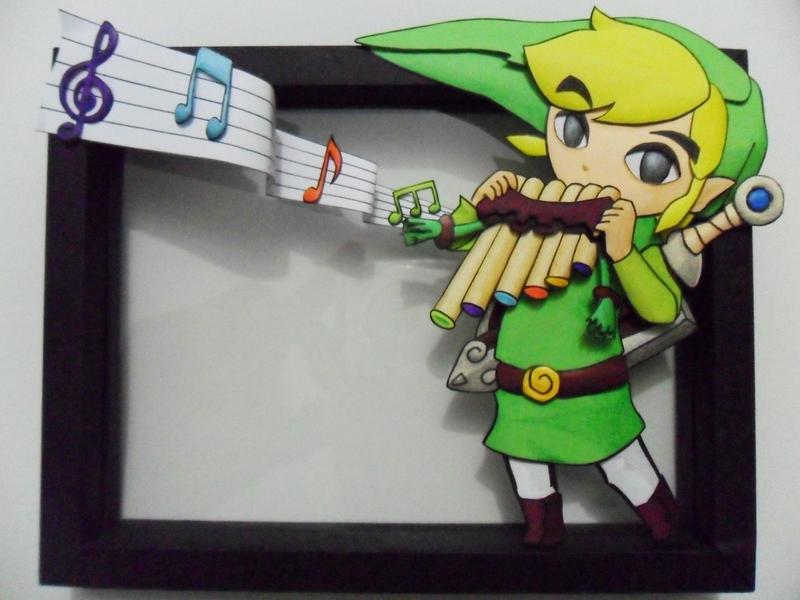 Link Spirit Flute by Shinaig