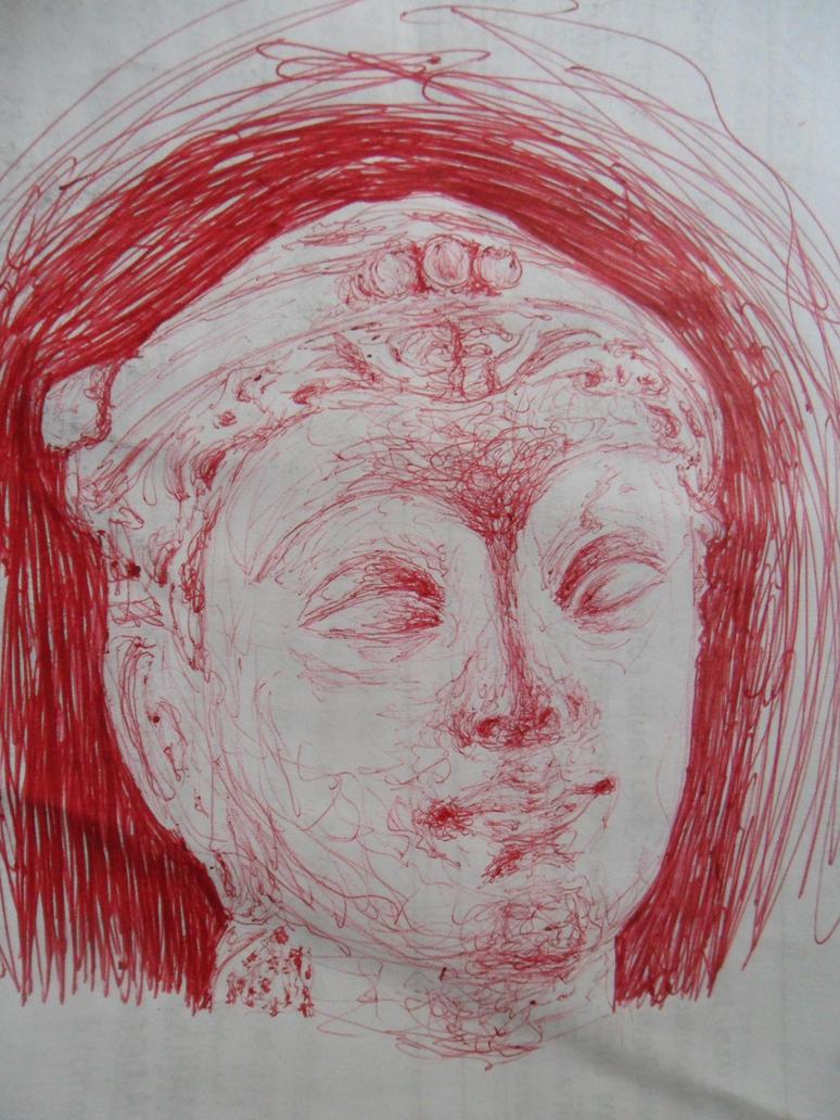 Buddha by Shinaig