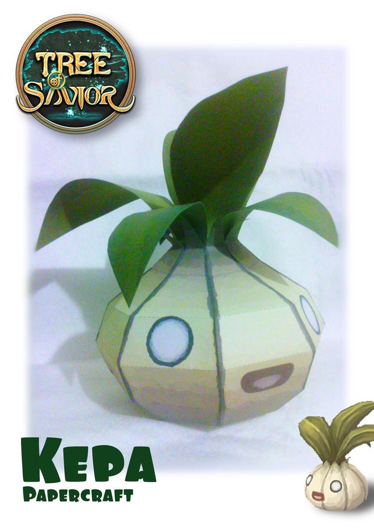 Kepa - Tree of Savior by Shinaig