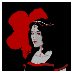 Prince Azzam ~ Amra - Rouge