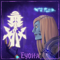 Wow - Eyoha, Hand of A'dal and T'uure by Eyoha