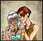 - Milo and Kida -