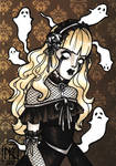 Haunted Doll by MeuWi