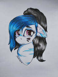 Sad Tigress (Commishion)