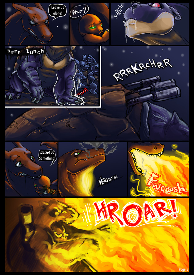 Legendary::::..Page 3 by guardianofire