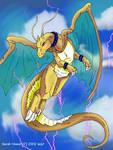 Draico the Dragonite