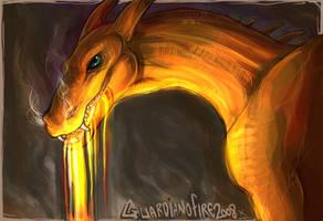 Char.iz.ard by guardianofire