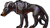 Houndoom.Stamp by guardianofire