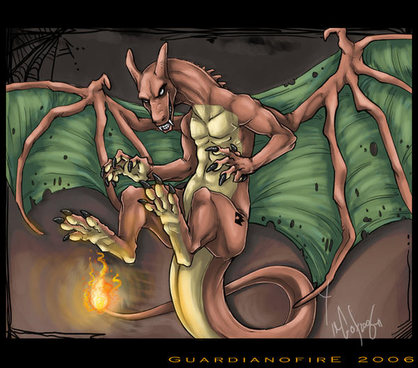 Deagan.The.Charizard by guardianofire
