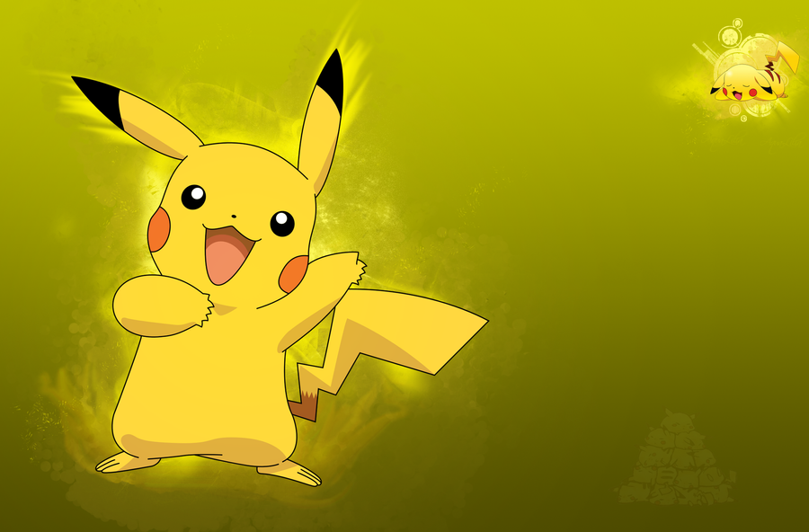 Pikachu Wallpaper By Icecube197