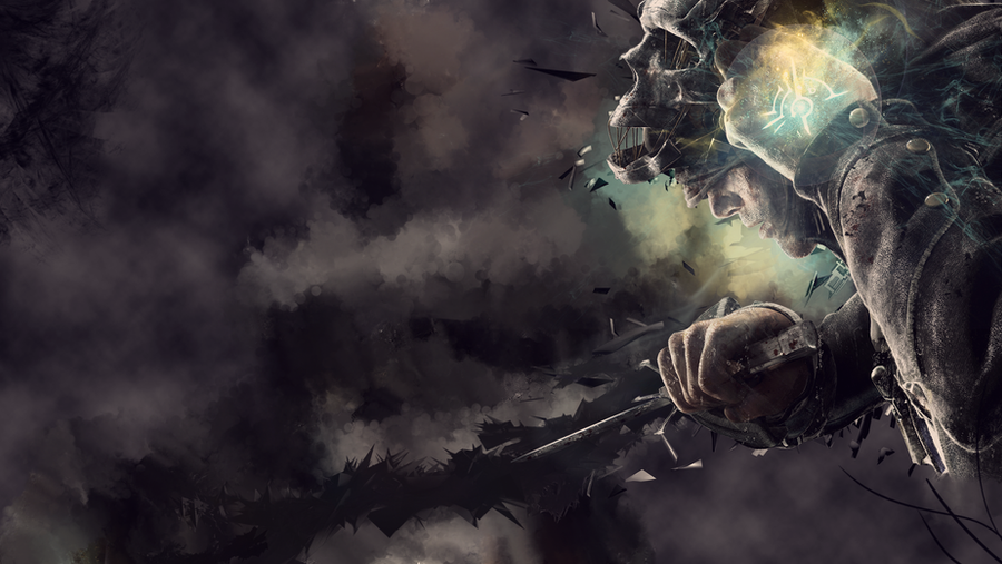 dishonored wallpaper by icecube197 on deviantart