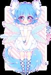 Fluffy fairy