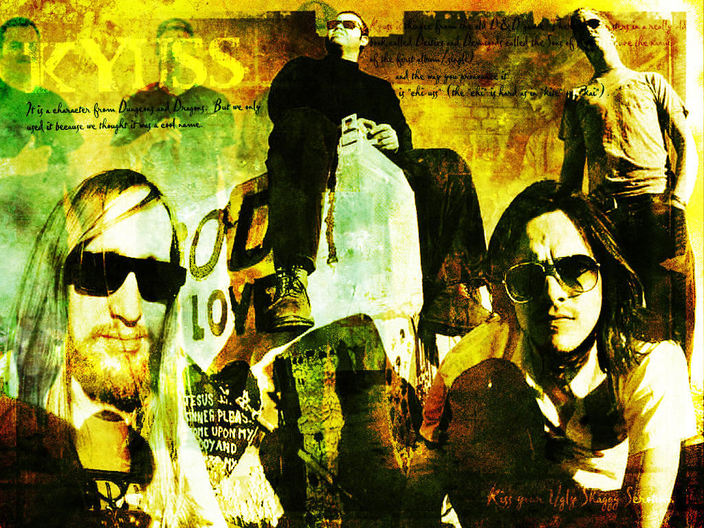 kyuss by ~headbuzz