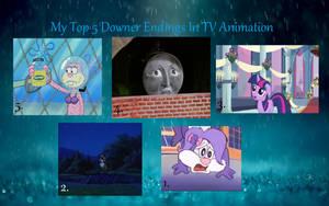 My Top 5 Downer Endings In TV Animation by rkerekes13