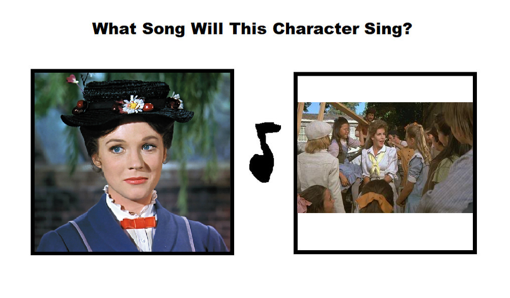 Mary Poppins sings There's Room For Everyone by rkerekes13