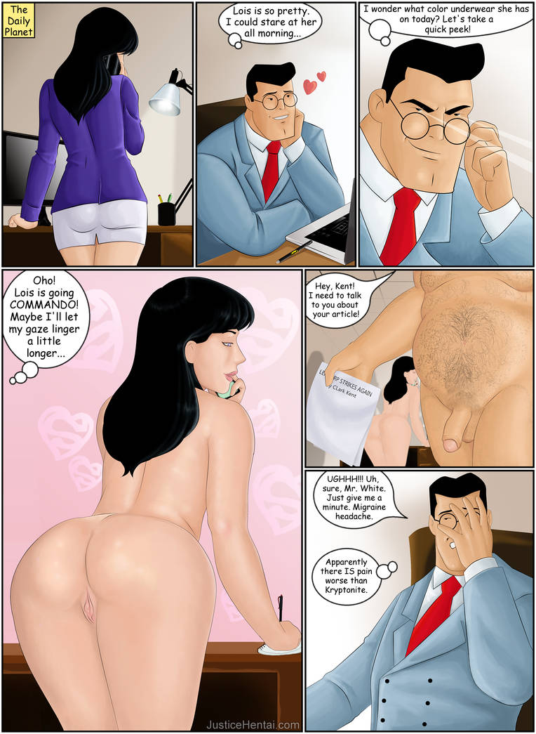 The Rise and Fall of Naughty Clark by drawnthatwayxx