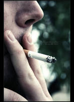 Cigarette - II by Fr0zenIllusi0n