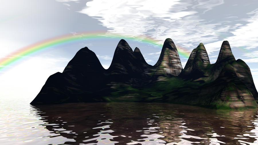 The RAINBOW by Topas2012