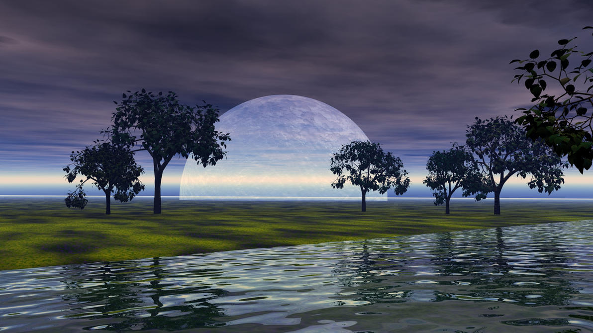 NATURAL LANDSCAPE by Topas2012