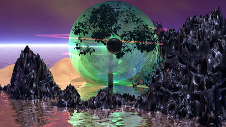 Formation of a new world by Topas2012