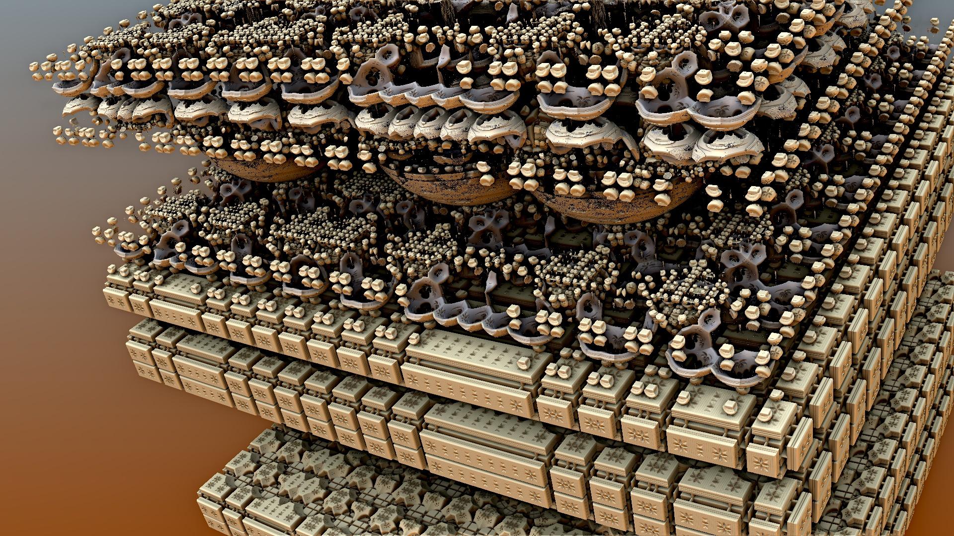 Fractal mahjong by Topas2012