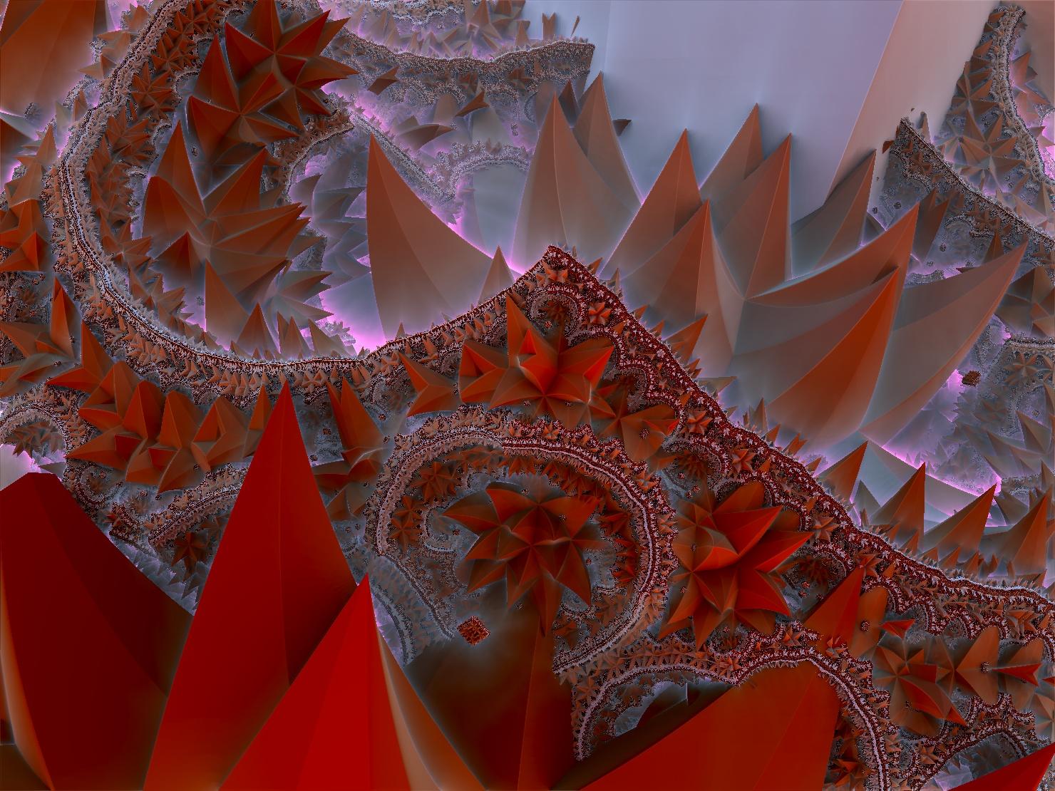 Star fields by Topas2012