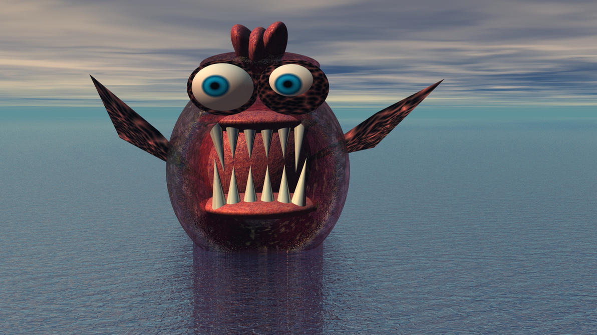 ANGRY FIsH by Topas2012