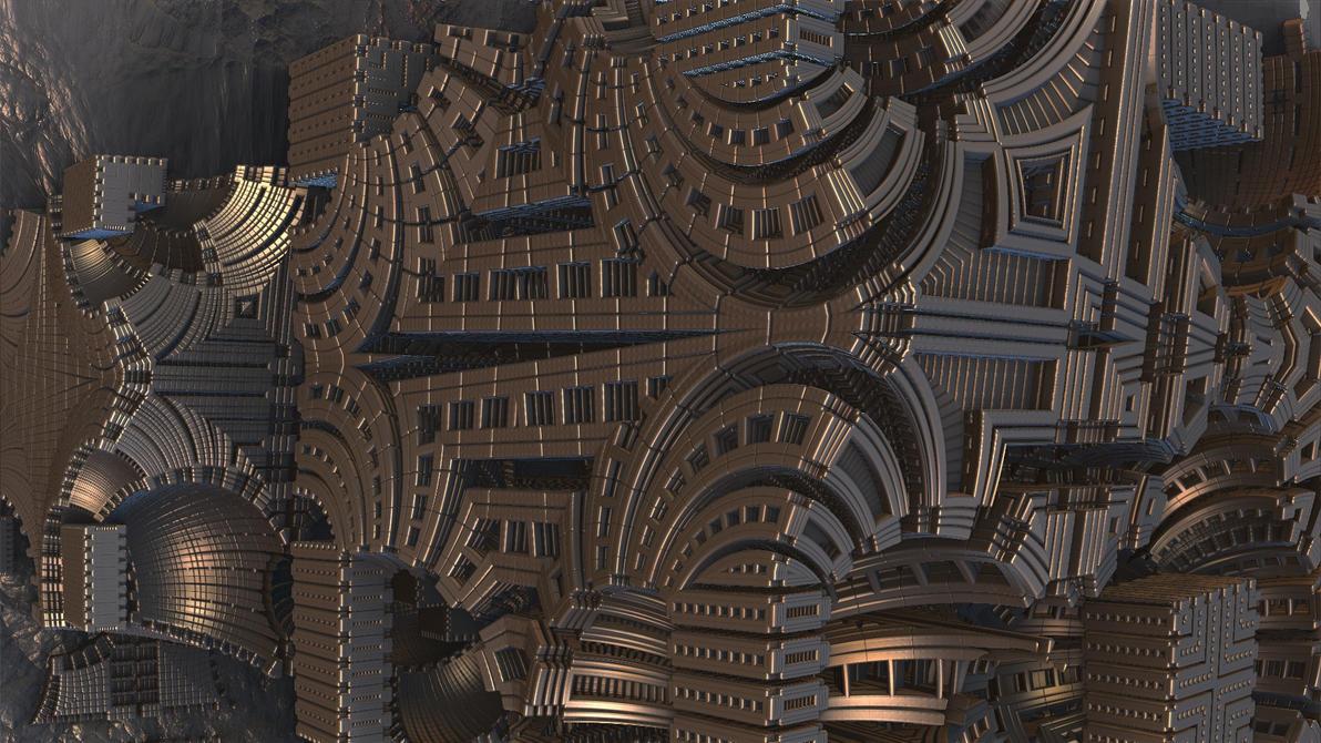Metallic Babylon by Topas2012
