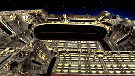 Genesis Gates II by Topas2012