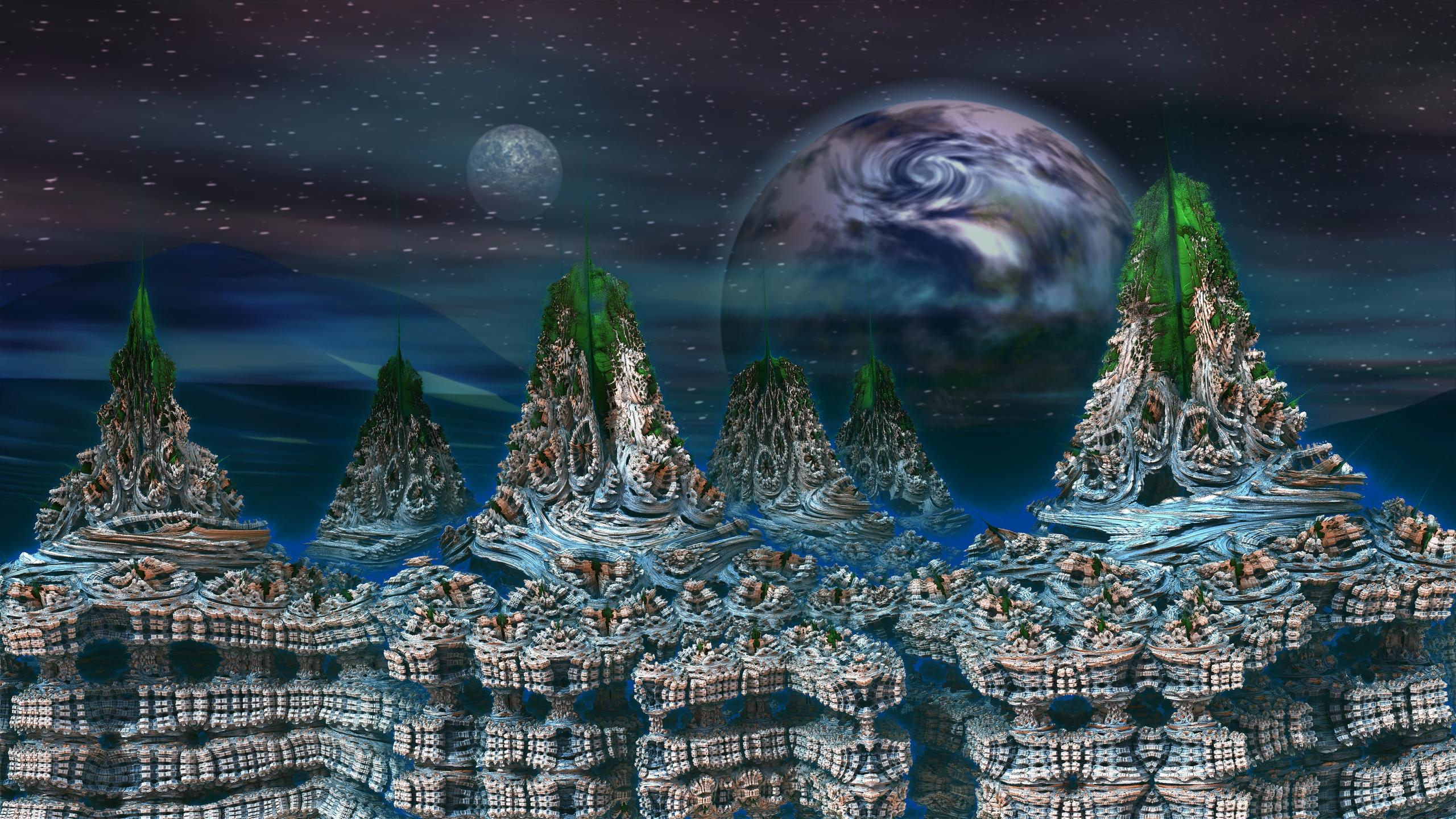 Alien Civilizations by Topas2012