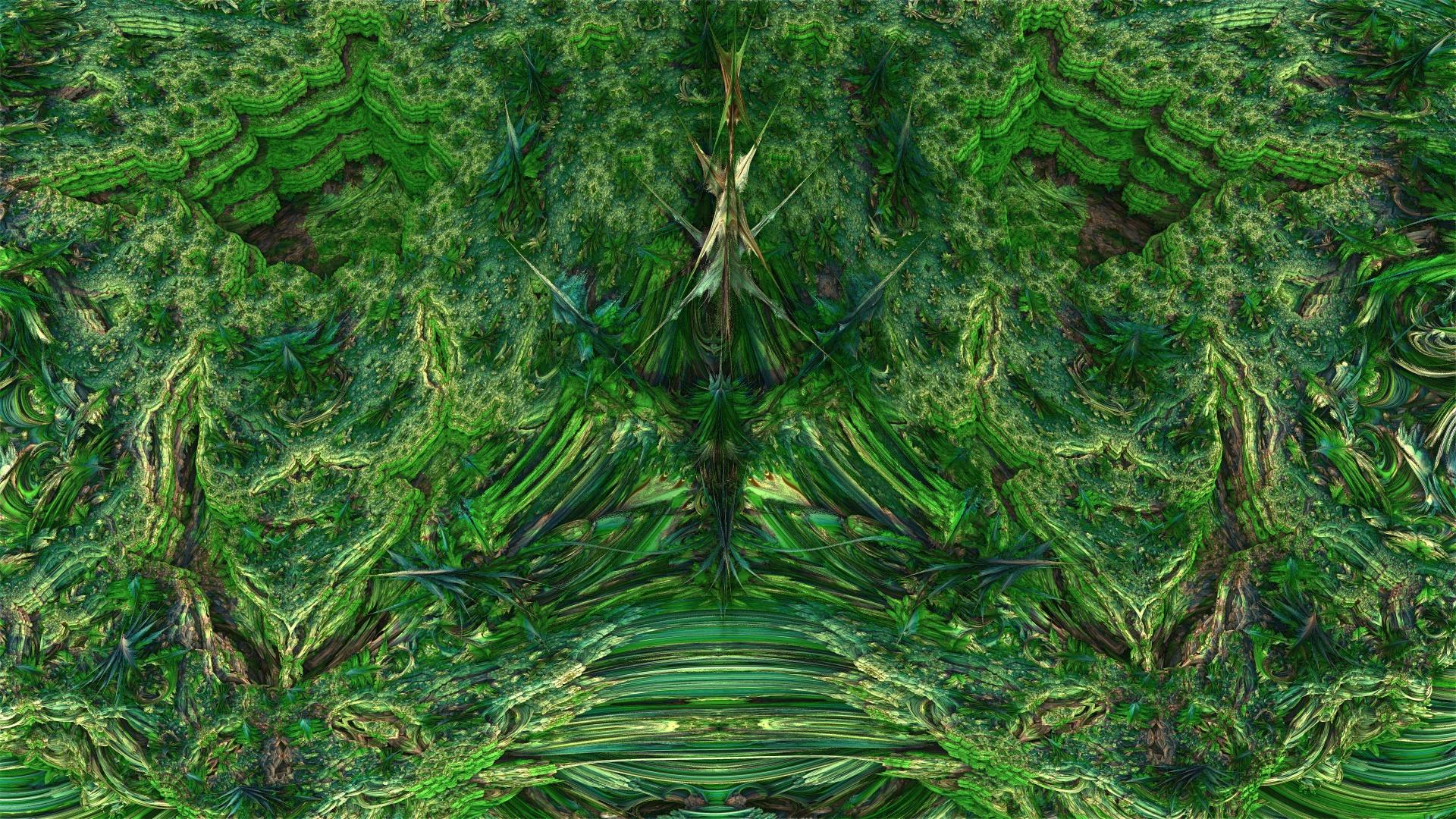 Craked Garden by Topas2012