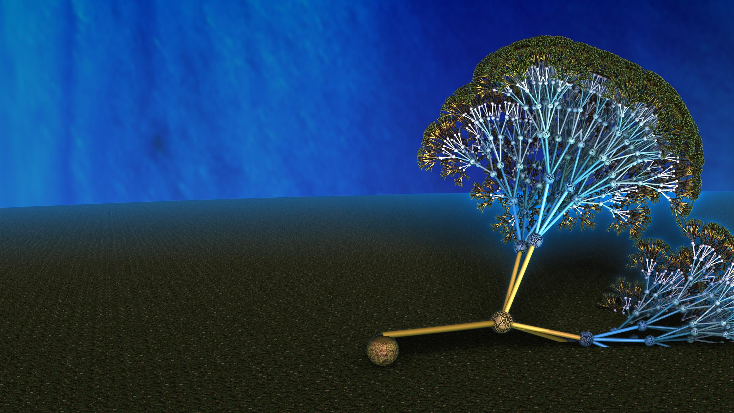 Magic Tree by Topas2012